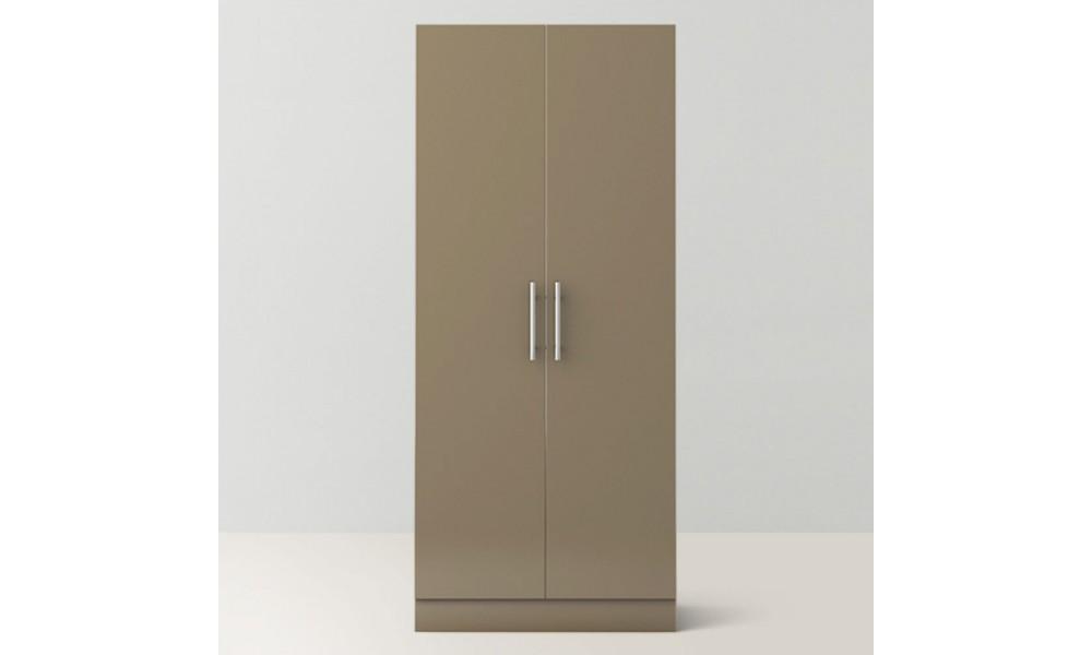Imperia Sleek Double Door Closet