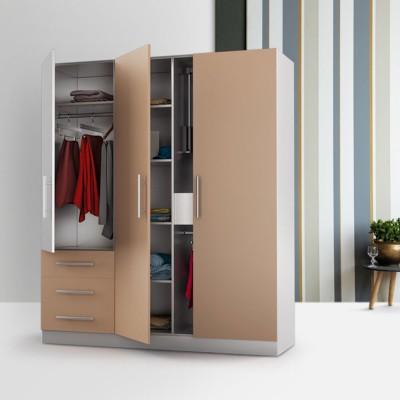 HomePlus Freestanding triple door wardrobe