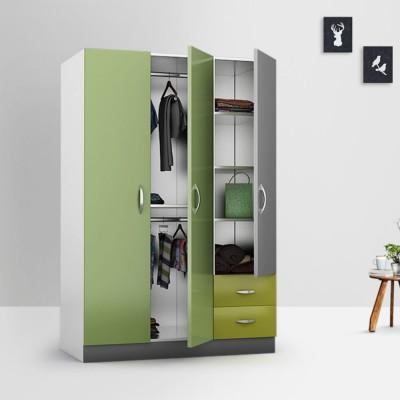HomePlus Chic Freestanding triple door wardrobe