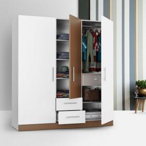 Choco-Vanilla Utility Closet